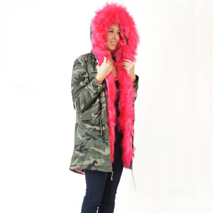 Khaki-Pink
