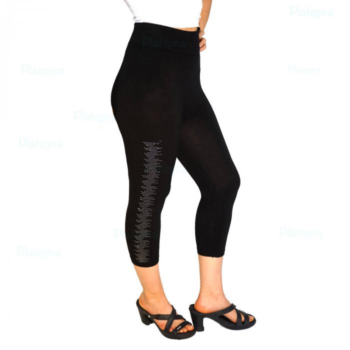 basic noble half length leggings rhinestones leisure one size fits all SML