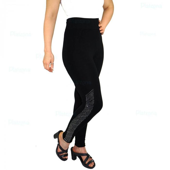 basic noble long leggings rhinestones leisure one size fits all SML
