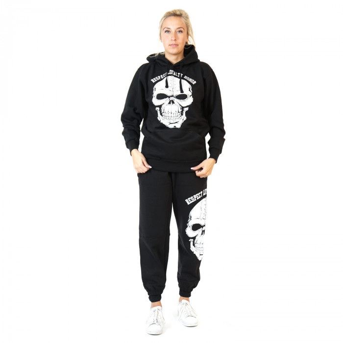 Hoodie Jogging pants SET Jogging Outfit Respect Loyalty Honor