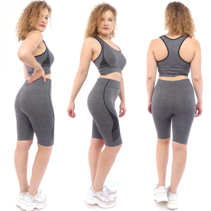 Women's Leggings Sports Pants Sport Leggings Sport bra set sports outfit with strips