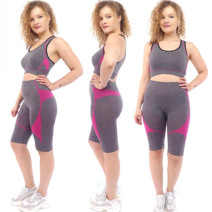 Women's Leggings Sports Pants Sport Leggings Sport bra set sports outfit with curves