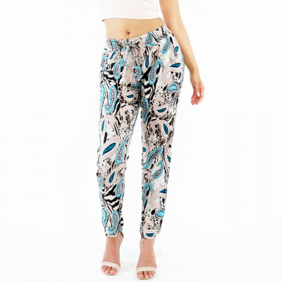 Damen Hose Batik mode fashion