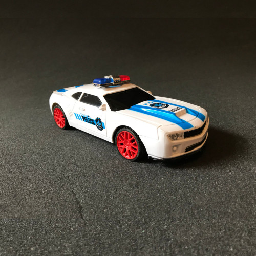 need for speed rivels Polizei 1/20 Scale Remote Model  control RC  Racing Car Auto Weiß