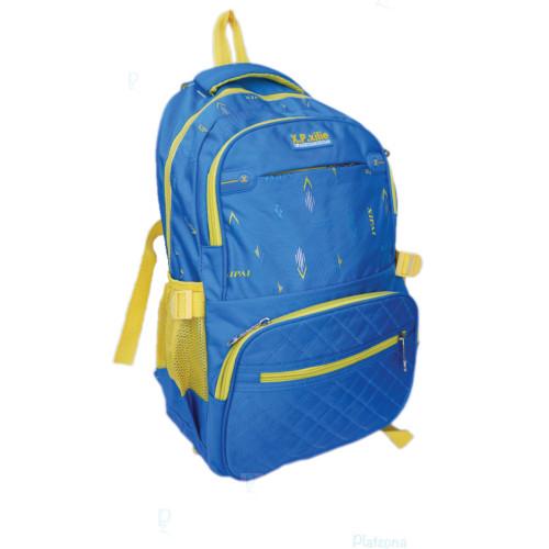 Rucksack Sportlich blau gelb Jungen Mädchen kinder schön cool