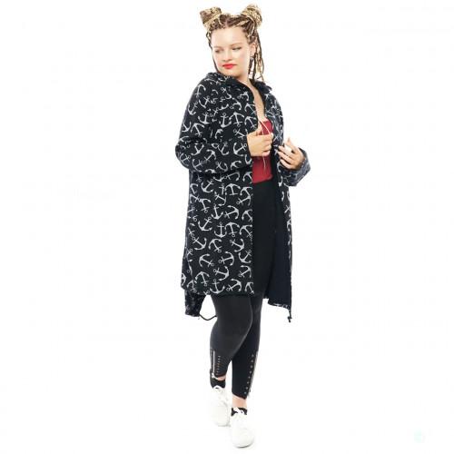 cardigan sweat damen mantel Übergangsjacken mit kapuze