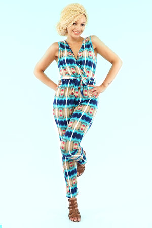 Women's Jumpsuit Overall