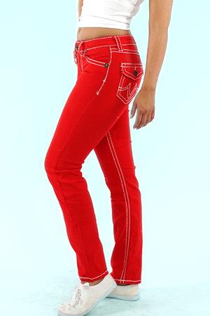 Damen Jeans Sommer